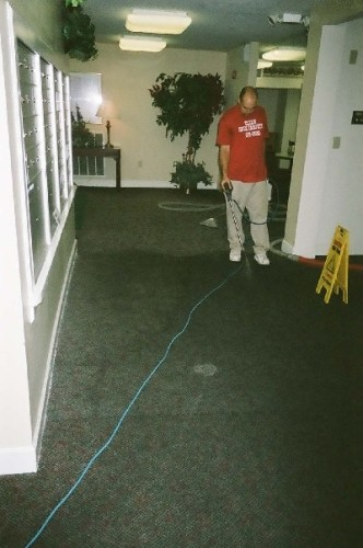 Power Scrubbing
