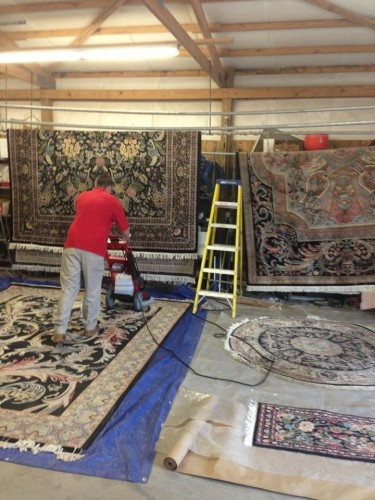trinity rug cleaning